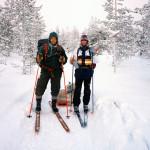 Wanderungen  - Ski 1